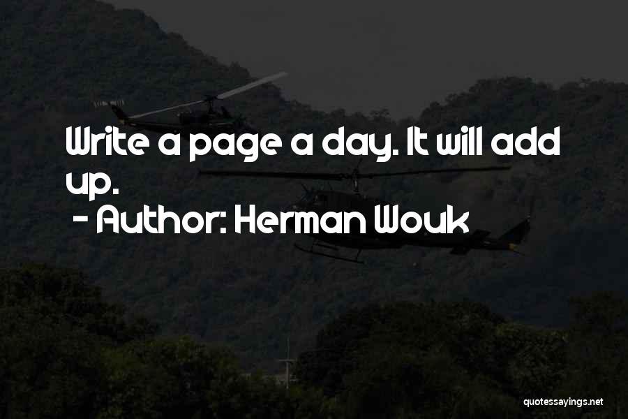 Herman Wouk Quotes 1910628