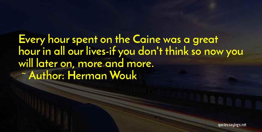 Herman Wouk Quotes 1971621