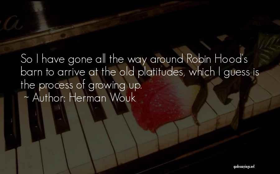 Herman Wouk Quotes 244096