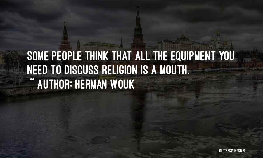 Herman Wouk Quotes 255458