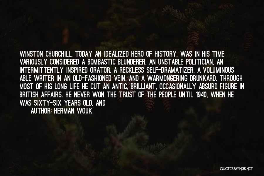Herman Wouk Quotes 277568