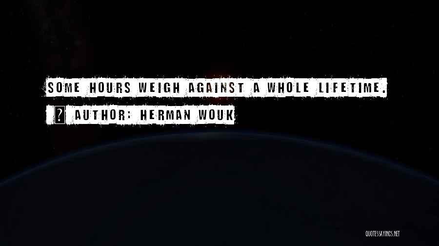 Herman Wouk Quotes 341614
