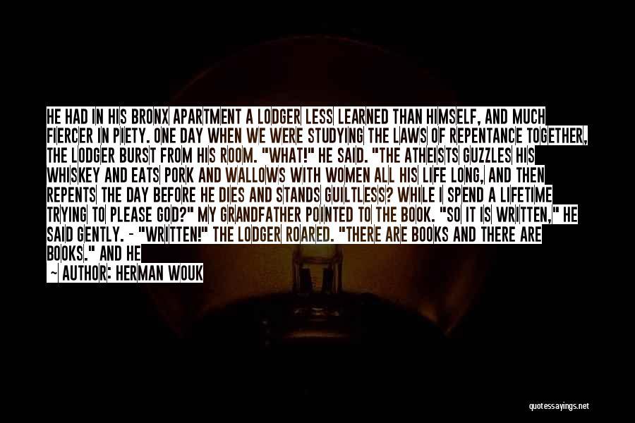 Herman Wouk Quotes 440696