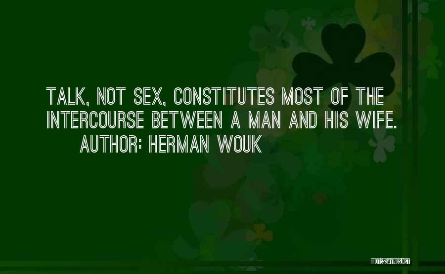 Herman Wouk Quotes 751626