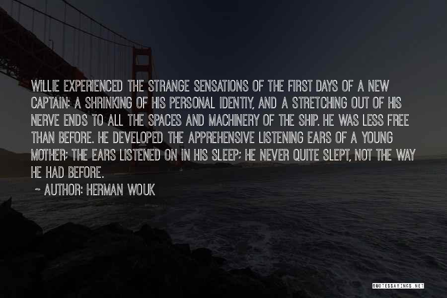 Herman Wouk Quotes 84968