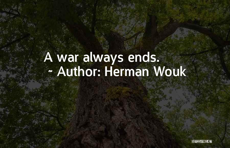 Herman Wouk Quotes 870460