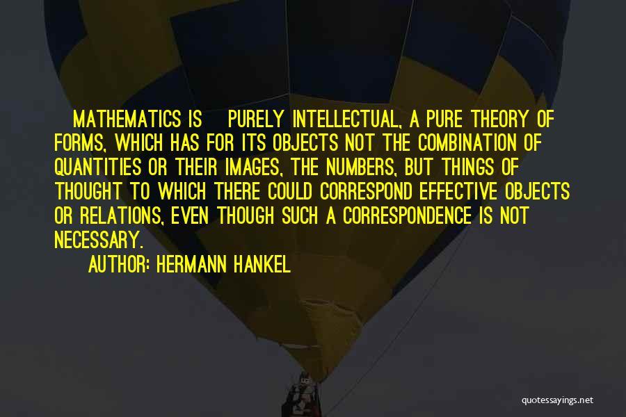 Hermann Hankel Quotes 2120210