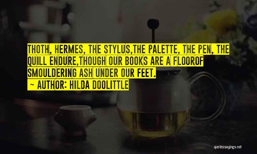 Hermes Quotes By Hilda Doolittle
