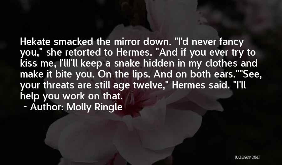 Hermes Quotes By Molly Ringle