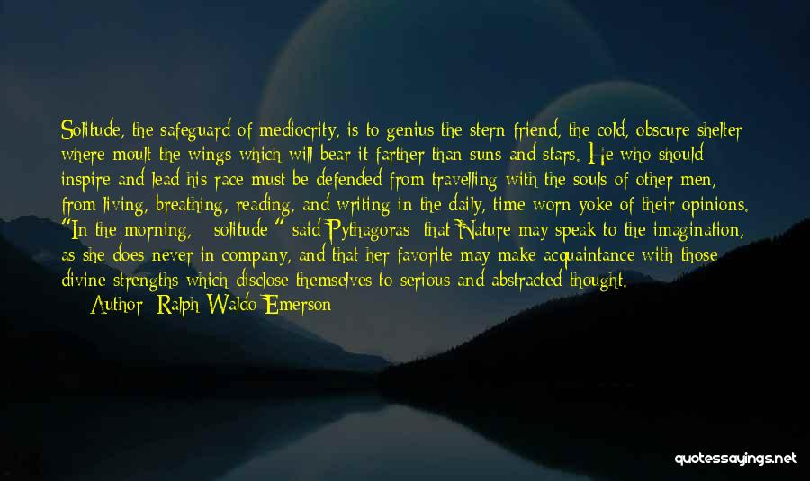 Hermes Quotes By Ralph Waldo Emerson