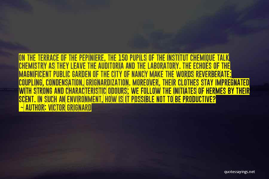 Hermes Quotes By Victor Grignard