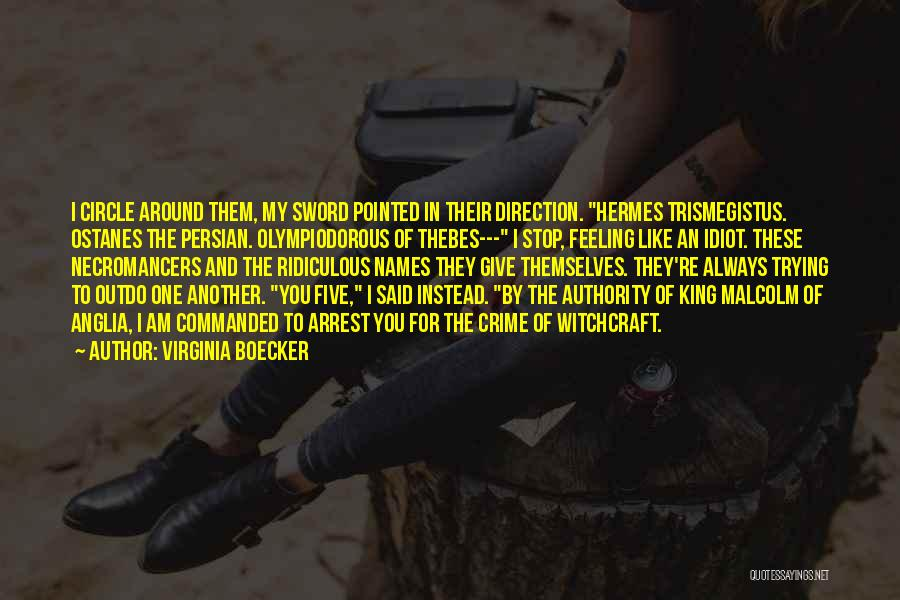 Hermes Quotes By Virginia Boecker