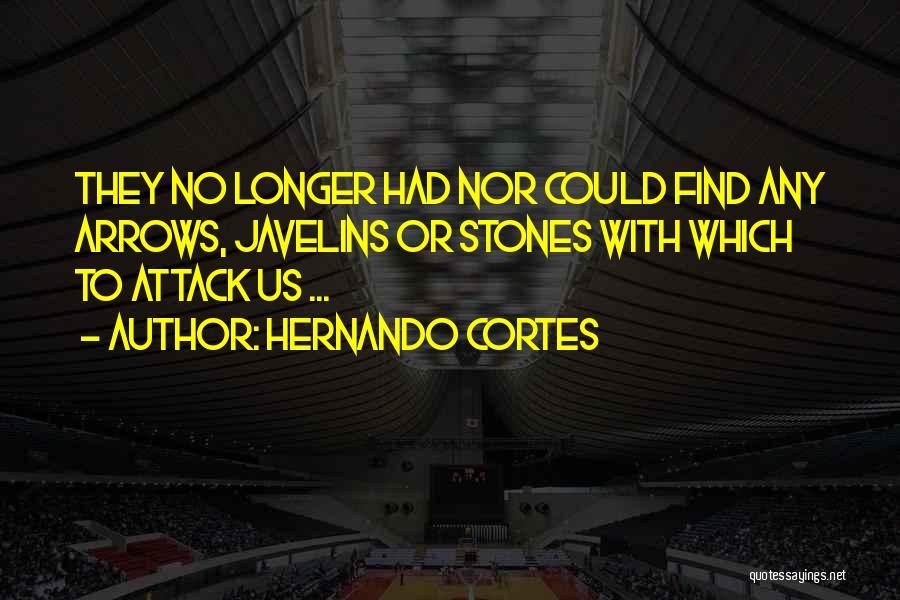 Hernando Cortes Quotes 1946216