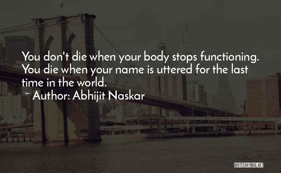 Hero Journey Quotes By Abhijit Naskar
