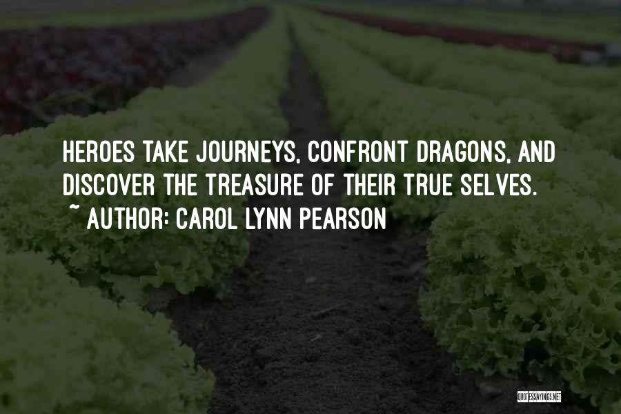 Hero Journey Quotes By Carol Lynn Pearson