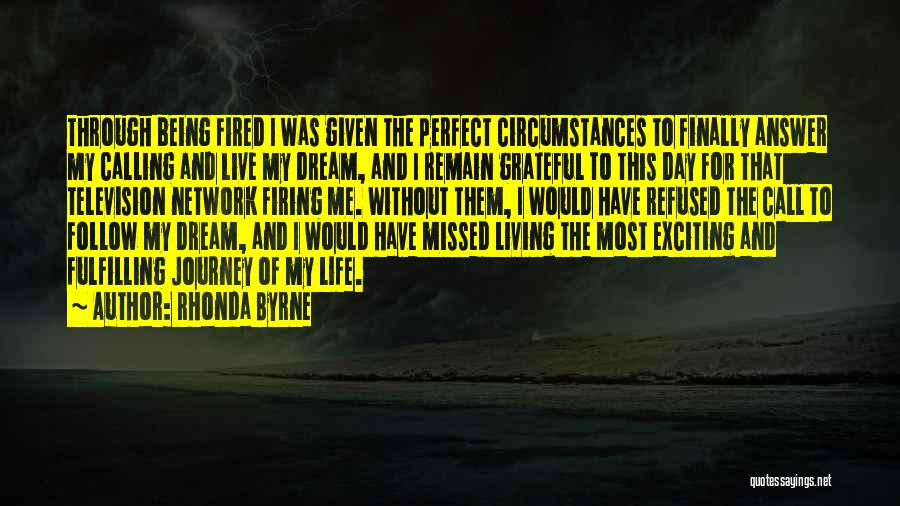 Hero Journey Quotes By Rhonda Byrne