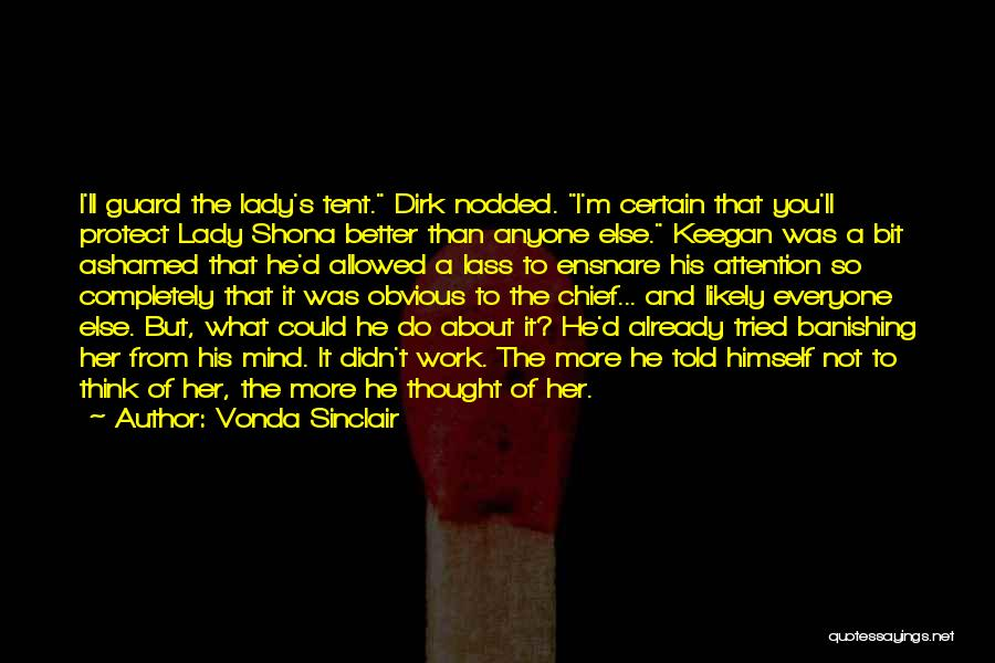 He's Better Than You Quotes By Vonda Sinclair