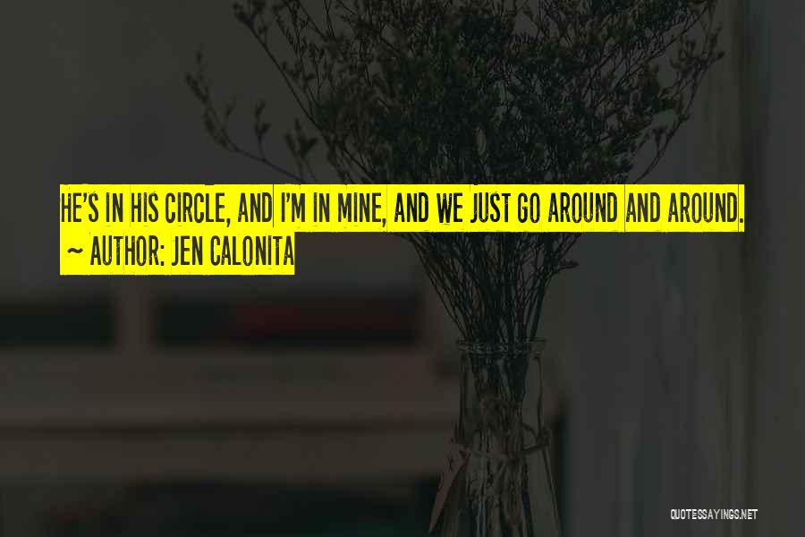 He's Mine Love Quotes By Jen Calonita