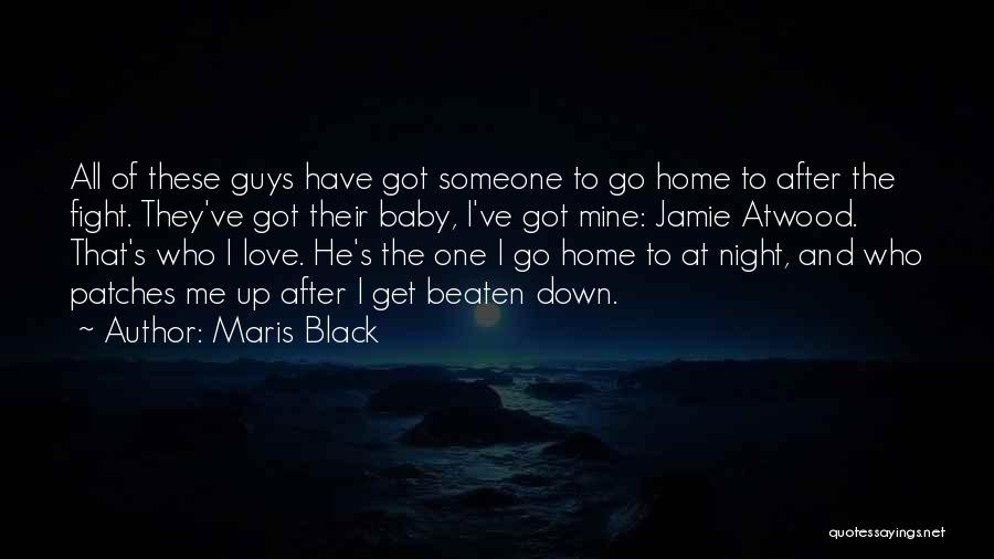 He's Mine Love Quotes By Maris Black