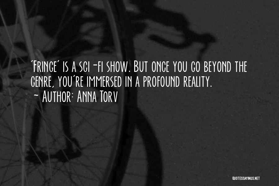 Hi Fi Quotes By Anna Torv