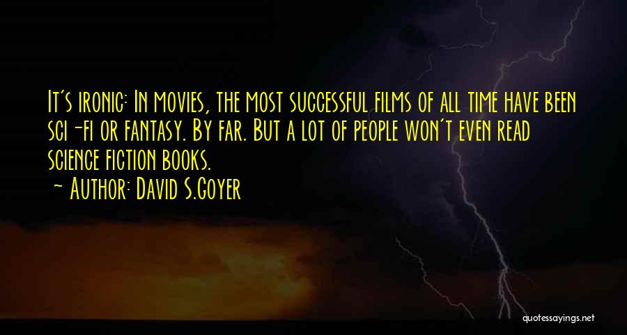 Hi Fi Quotes By David S.Goyer
