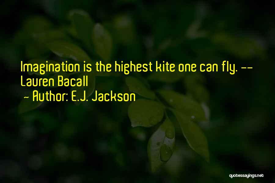 Hi Fi Quotes By E.J. Jackson