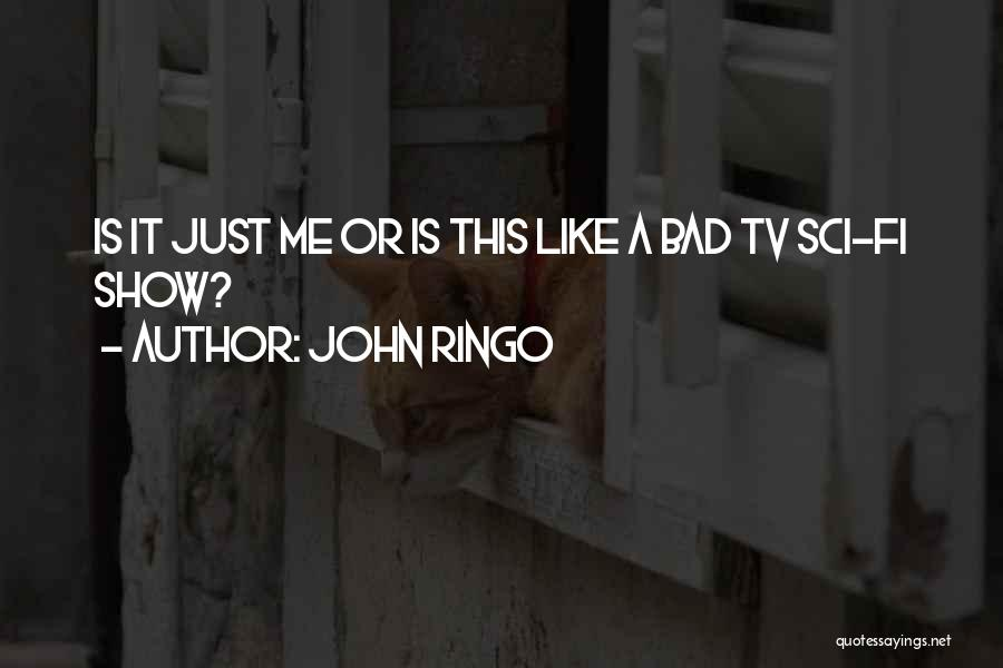 Hi Fi Quotes By John Ringo