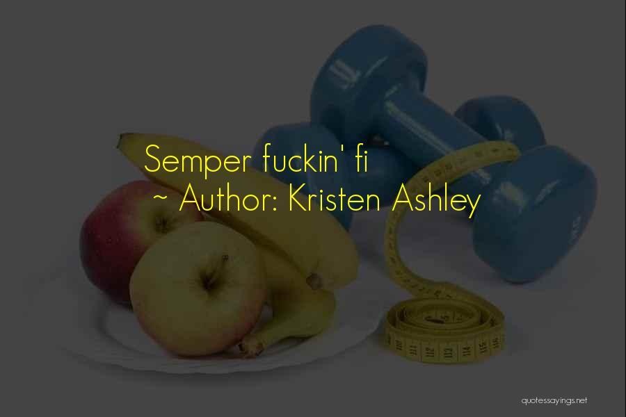 Hi Fi Quotes By Kristen Ashley
