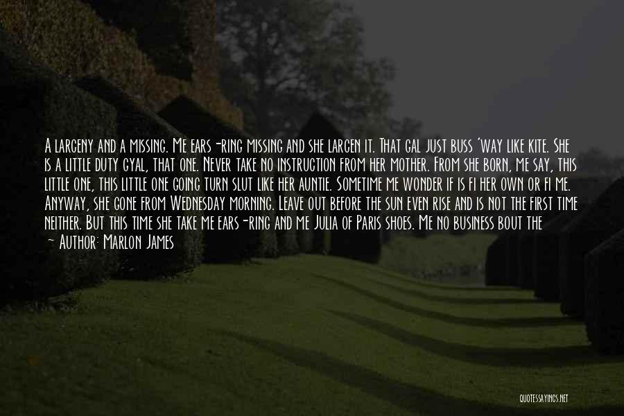Hi Fi Quotes By Marlon James