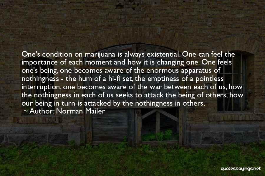 Hi Fi Quotes By Norman Mailer