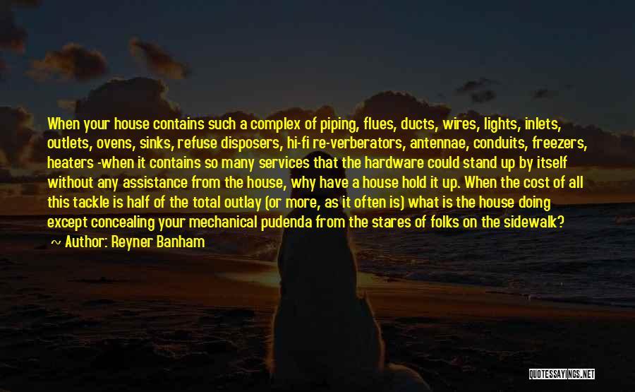 Hi Fi Quotes By Reyner Banham