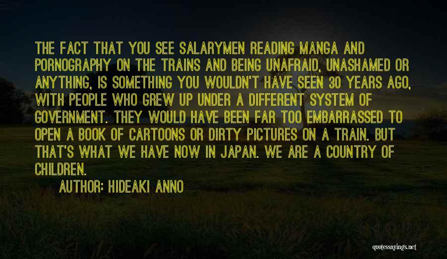 Hideaki Anno Quotes 1803806