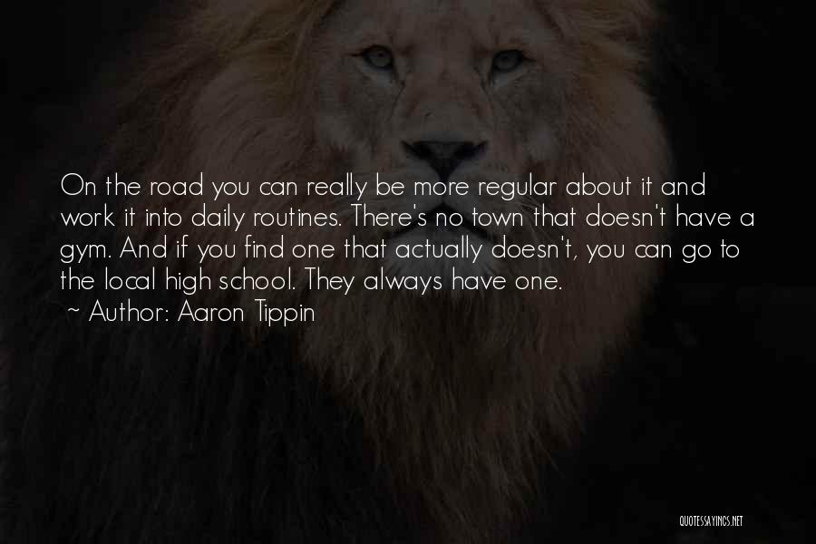High Road Quotes By Aaron Tippin