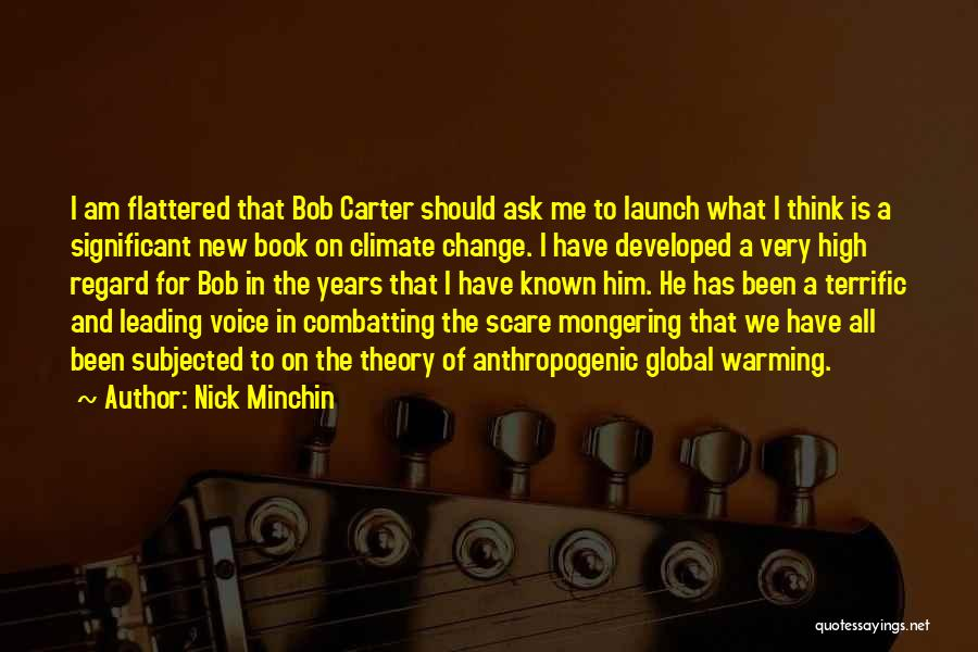 High Voice Quotes By Nick Minchin