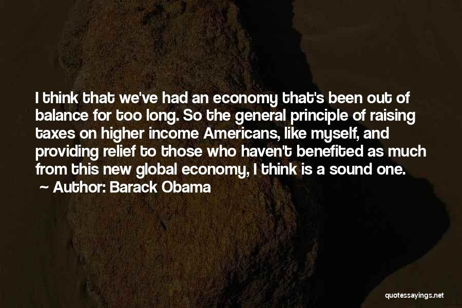 Higher Thinking Quotes By Barack Obama