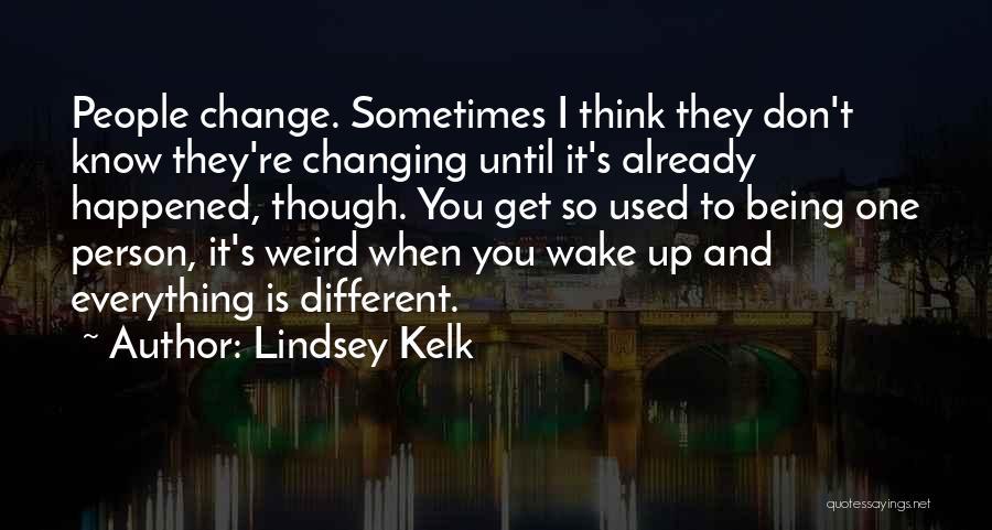 Hilarious Girl Quotes By Lindsey Kelk
