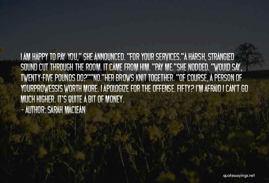 Hilarious Girl Quotes By Sarah MacLean