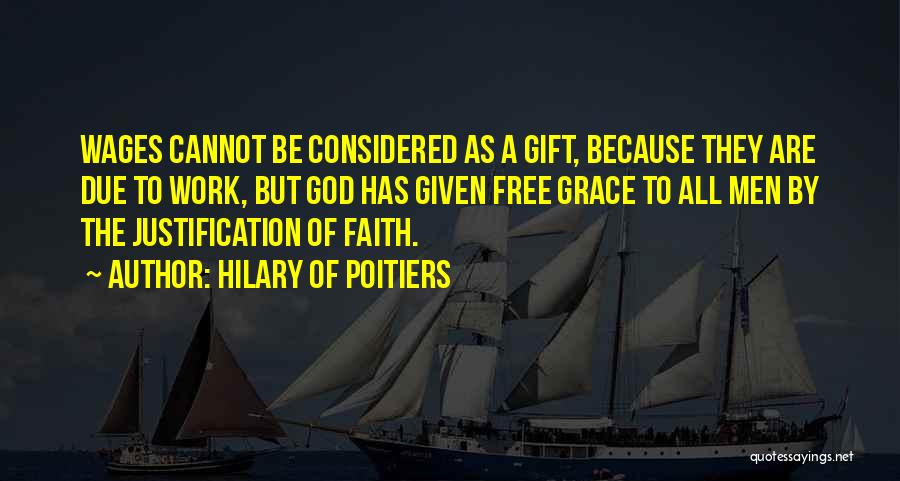 Hilary Of Poitiers Quotes 1109898