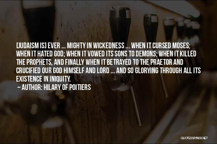 Hilary Of Poitiers Quotes 1161761