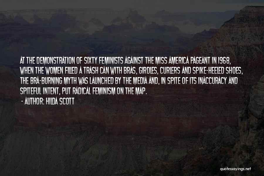 Hilda Scott Quotes 1175121