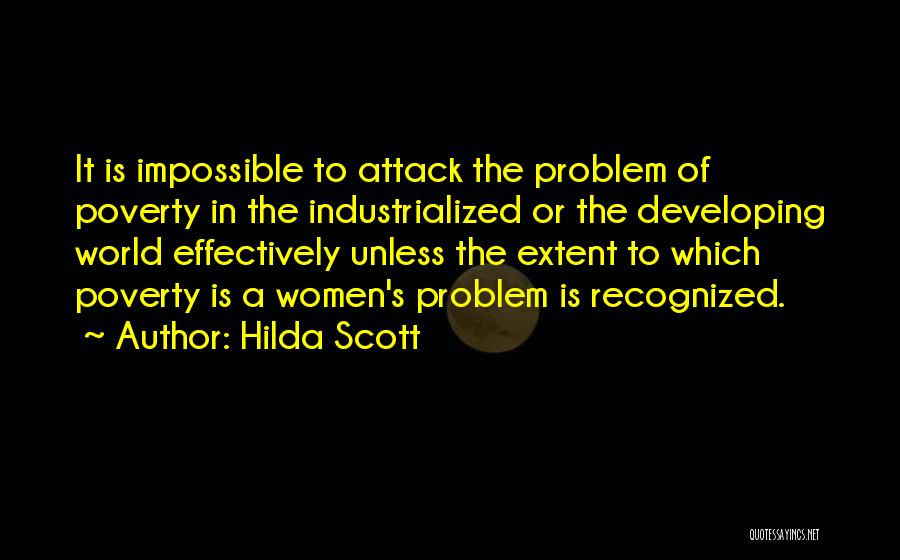 Hilda Scott Quotes 539252