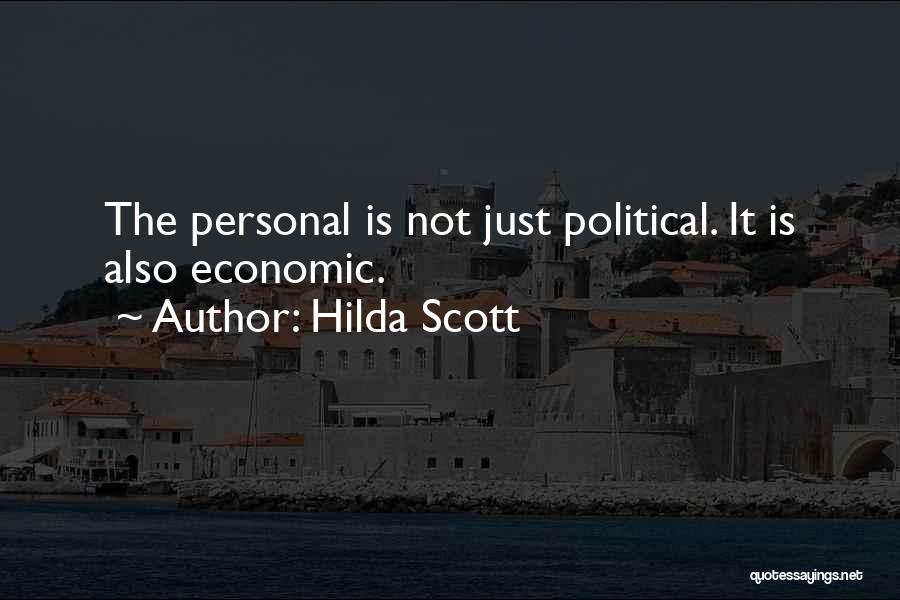 Hilda Scott Quotes 871353