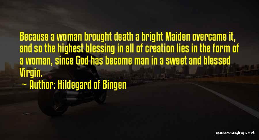 Hildegard Of Bingen Quotes 1001955