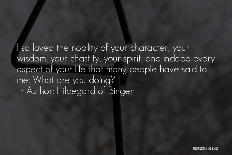 Hildegard Of Bingen Quotes 1056512