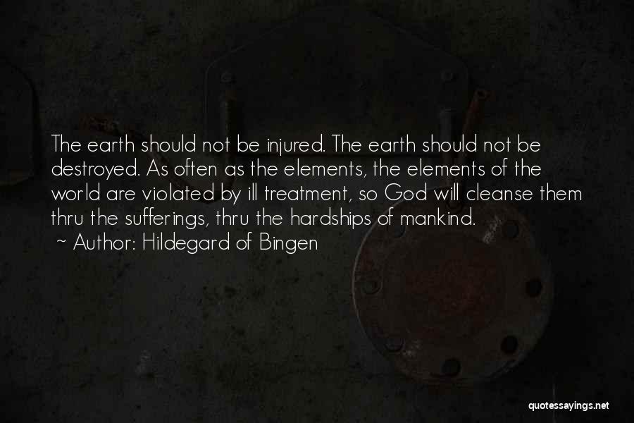 Hildegard Of Bingen Quotes 1263740