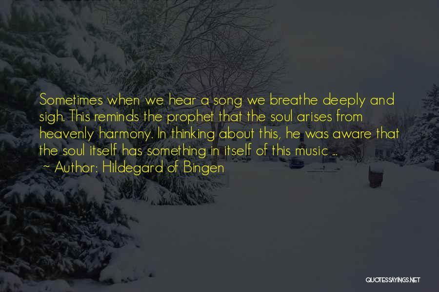 Hildegard Of Bingen Quotes 1274293