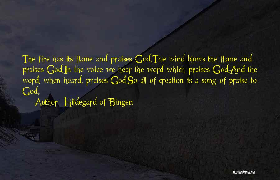 Hildegard Of Bingen Quotes 1276221
