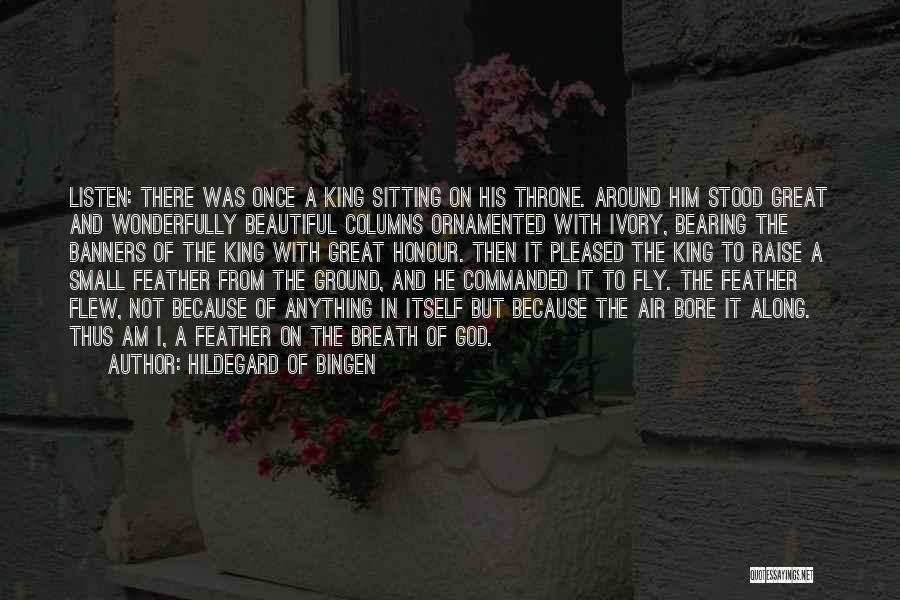 Hildegard Of Bingen Quotes 1376576