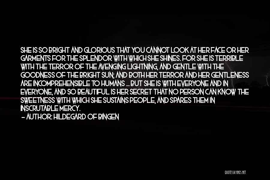 Hildegard Of Bingen Quotes 1397528