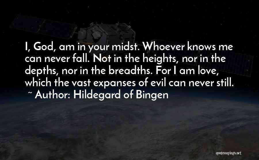 Hildegard Of Bingen Quotes 1423612